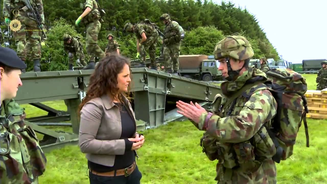 Smart Futures | Engineers in the Irish Defence Forces