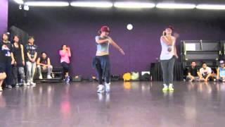 Allegra's Choreography to Tonight by John Legend