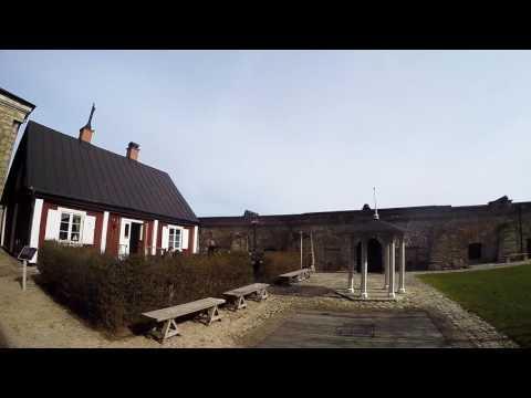 Visit Karlskrona - The Drottningskär Citadel (Drottningskärs Kastell)