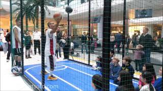 Shopping Mall Live Activation Entertainment - London Westfield