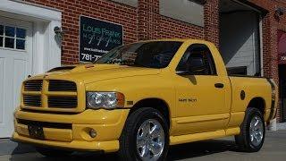 2005 Dodge Ram 1500 Rumble Bee #1191 Walk-around Presentation at Louis Frank Motorcars, LLC