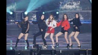 171001 레드벨벳 (Red Velvet) 빨간 맛 (Red Flavor) [전체] 직캠 Fancam (코리아뮤직페스티벌) by Mera