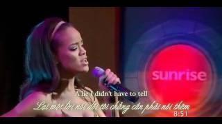 [Vietsub] Unfaithful - Rihanna (live)