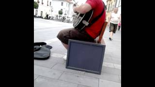 Jaromir Nohavica cover on the street