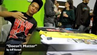 Jeff Bernat - Doesn't Matter (original)