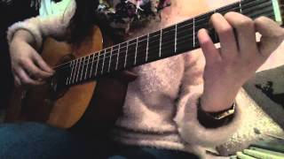 Sen asksin - gitar