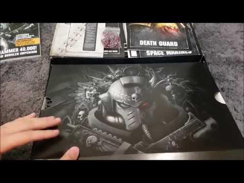 Warhmmer :Dark Imperium Grundbox unboxing german HD★ Was da geiles drin ist müsst ihr sehen
