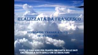 Adriano Celentano base musicale ~ Azzurro