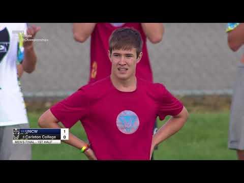 Video Thumbnail: 2017 College Championships, Men's Final: Carleton vs. UNC-Wilmington