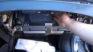 How to Change 2004-2008 Acura TL Cabin/AC Filter