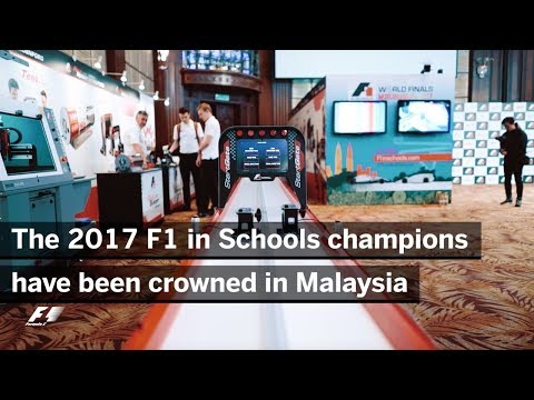 2017 F1 In Schools World Finals | Malaysia
