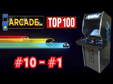 TOP 10 JUEGOS ARCADE #10 a #1 --- Los 100 Mejores Arcades de la Historia (parte FINAL)