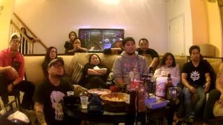 11/14/15 reaction to Ronda Rouseys lost to Holly Holm ufc 193