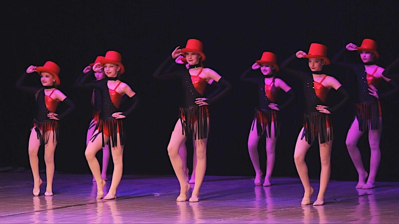 Отчетный концерт танцевального клуба «Дуэт» - 2019