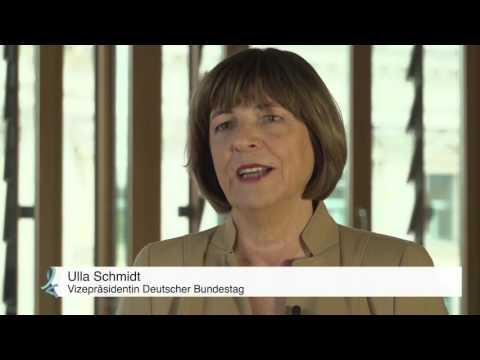 Interview: Ulla Schmidt über die Felix Burda Stiftung