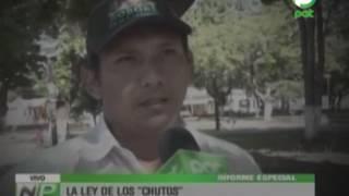 LA LEY DE LOS CHUTOS