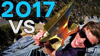 ANVIL Vs. 2017 from 45m Tower!