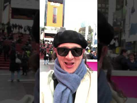 Carnegie Hall Saga 14: Times Square Youtube Video