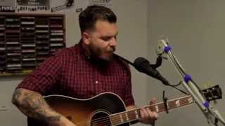 "Dustin Kensrue - ""Gallows"" (A Fistful Of Vinyl sessions) on KXLU 88.9 FM Los Angeles"