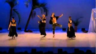 Siwa Ballet espetáculo ¨A Magia do Oriente¨  dez 2010