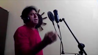 Mere Mehboob Qayamat Hogi  - By Pradeep Kumar (Kishore Kumar Song from Mr. X in Bombay)