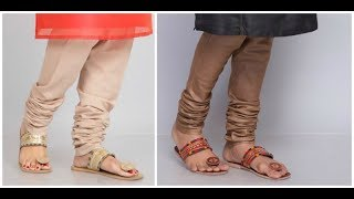 Gathering Pant Cutting Very Simple & Easy Method - Tamil Part 1 width=
