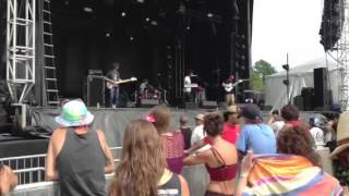 Toro y moi - still sound live @ camp bisco 12 2013