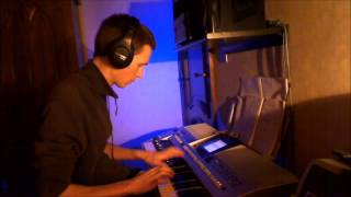 Sash - Adelante live on keyboard [HD]