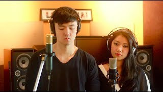 """Say Something"" - A Great Big World & Christina Aguilera Cover by Cilla & Howard Chan"