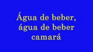 Astrud Gilberto - Água de Beber - 1965