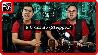 F-C-dm-Bb (Stripped) by RKVC