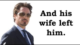 Robert Downey Jr - A true motivated story | Rags to Riches Stories