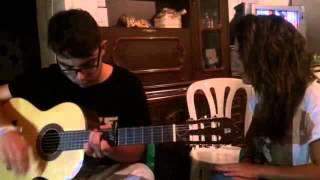 Maria Zabala - Entre tus brazos (Sarayma) Cover