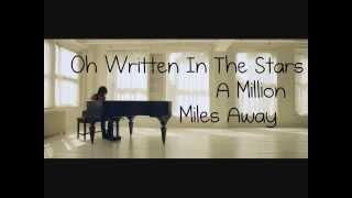 Tinie Tempah - Ft Eric Turner's Written In The Stars Lyrics