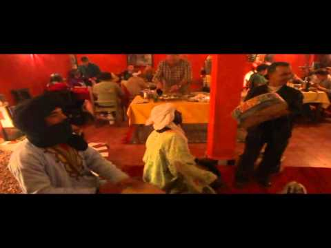 Moroccan Music – Riad Dar Rita New Years Party 2011 – 2012 Ouarzazate Morocco