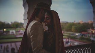 Ruchi - Arnaud - Jai Mahal Palace, Jaipur - Same Day Edit - Cinematic Wedding Film