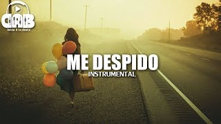 """Me Despido"" Instrumental de rap romantico 2017 [Emotional Love Beat] ""USO LIBRE"" Doble A nc Beats"