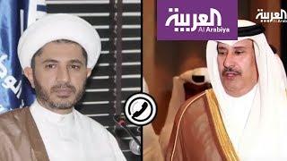 البحرين تفضح اتصال حمد بن جاسم بالمعارضة