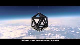 KOTO ODESZA near space flight with weatherballoon
