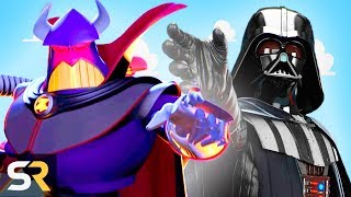 8 Star Wars References You Totally Missed in Toy Story Movies