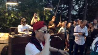 Opak Dissu - Buran v Praze live@Stalin / 31.5.2017
