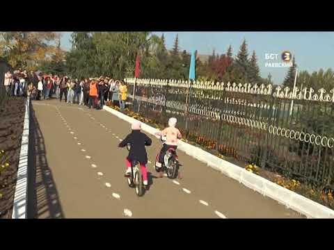 Соревнования по велоспорту среди детей дошкольного возраста