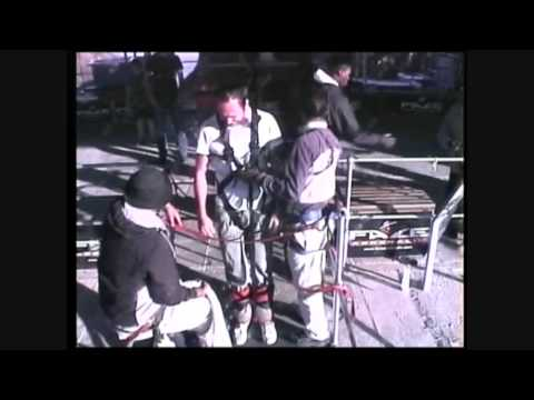 BUNGY JUMP – SOUTH AFRICA – 5 SEC FREEFALL