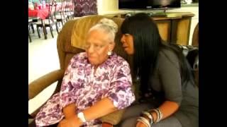 Ki Johnson sings to 103 Grandmother.mp4