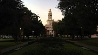 """Silent Night"" on Baylor's McLane Carillon"