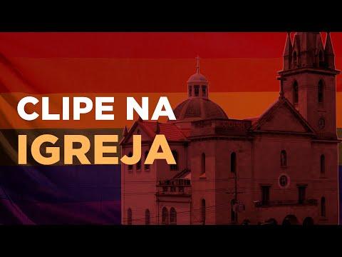 Grupo grava clipe que faz apologia de pecado ao 6º Mandamento em plena Paróquia de São Sebastião em Manaus