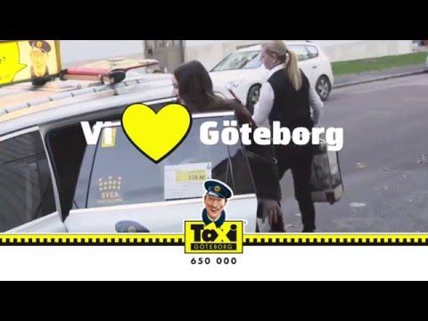 Taxi Göteborg - Vi älskar Göteborg, del 2
