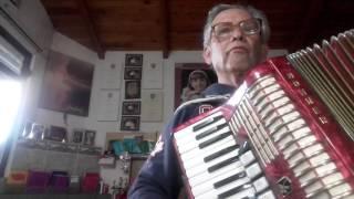 Ramona waltz en acordeon