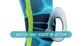 Bauerfeind Sports Knee Support 360º HD