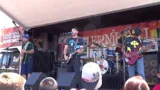 "I Fight Dragons - ""cRaZie$"" (Live in San Diego 6-25-14)"
